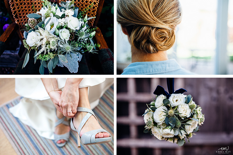 emma may wedding photography photographer weddings sussex london brighton silk dress brooklands museum