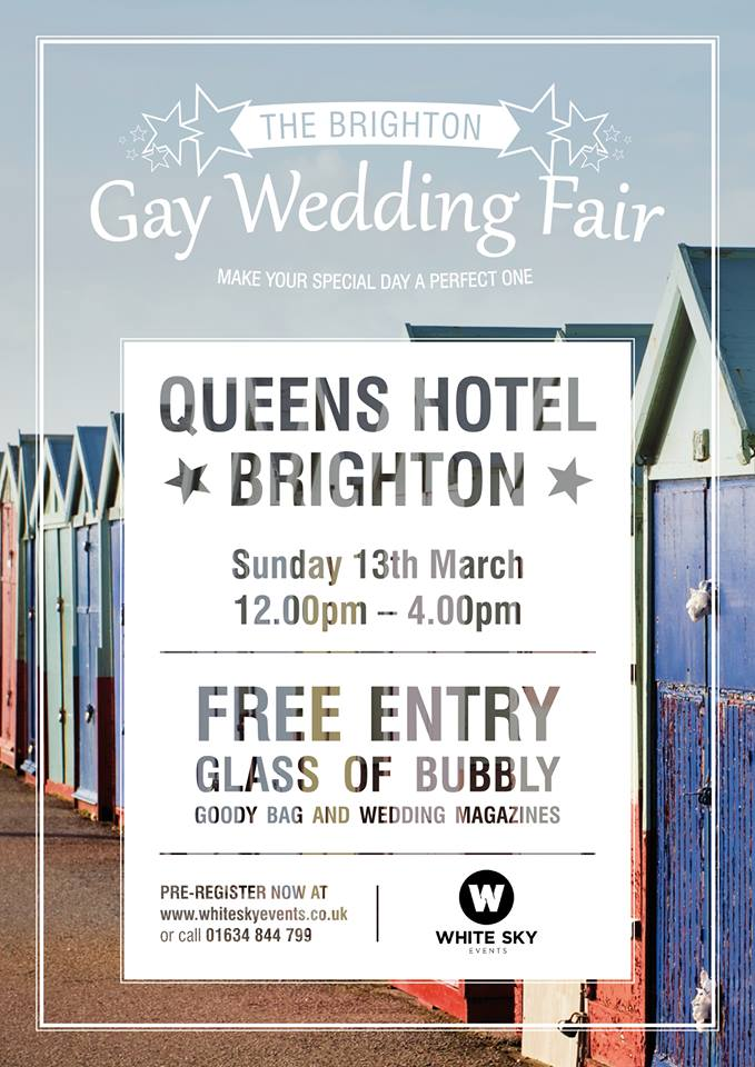 Brighton Gay Wedding
