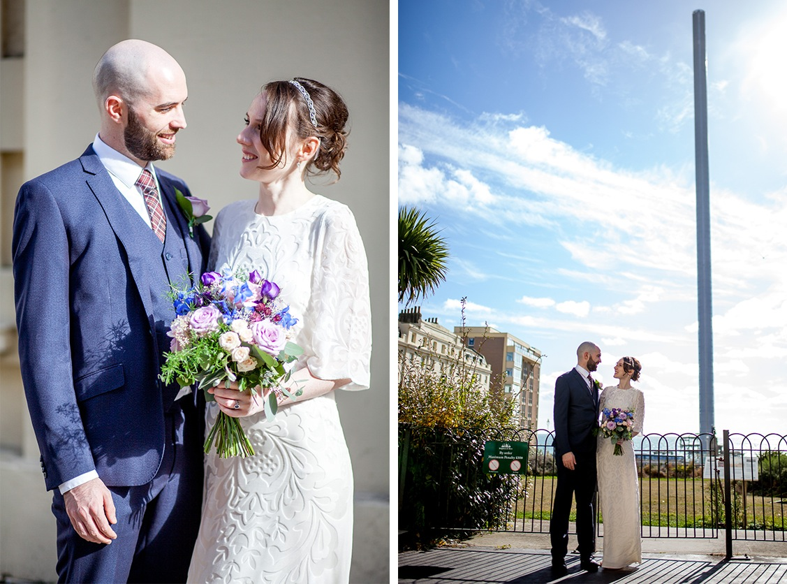 wedding photographer brighton