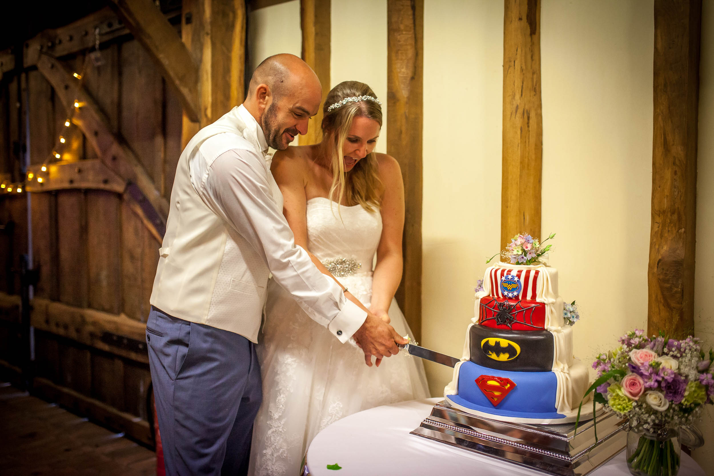 laughton barns wedding