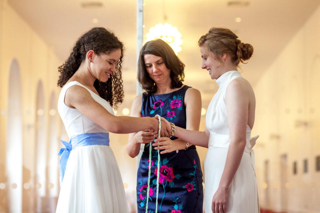 celtic lesbian wedding