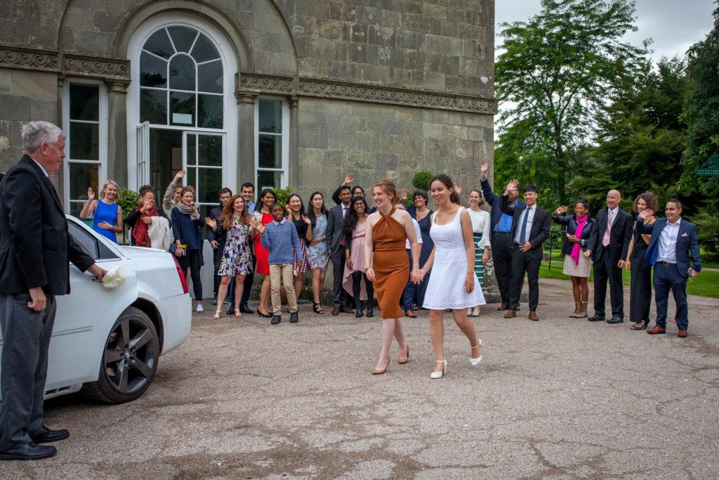 margom park wedding