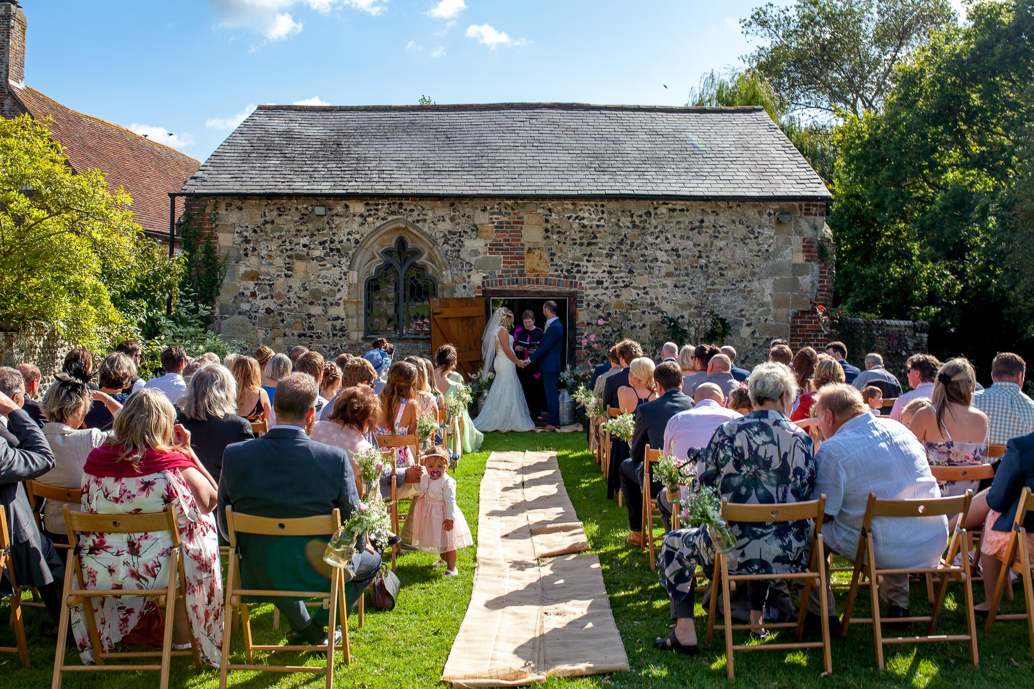 otham court wedding