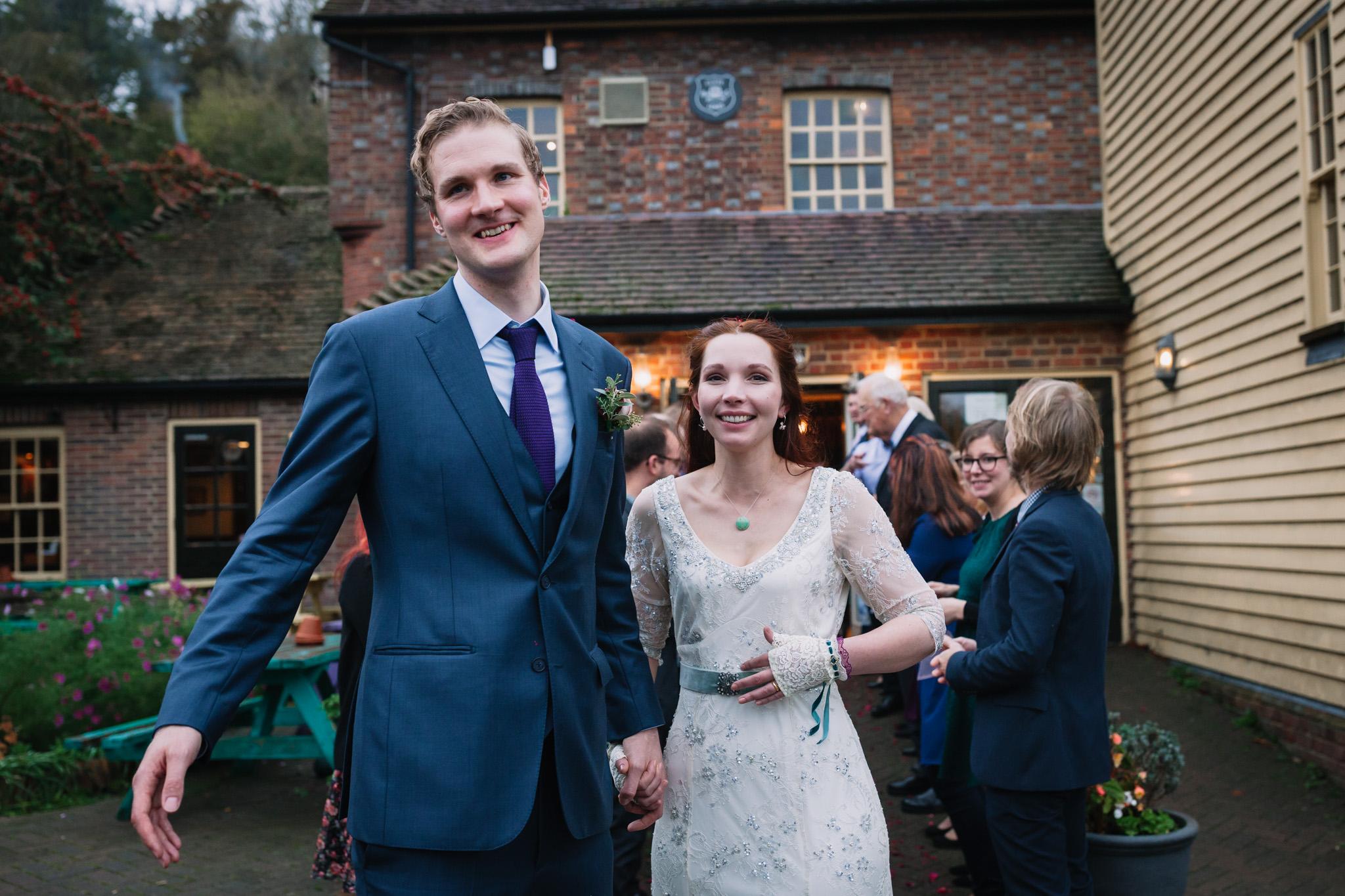 dorset pub lewes wedding