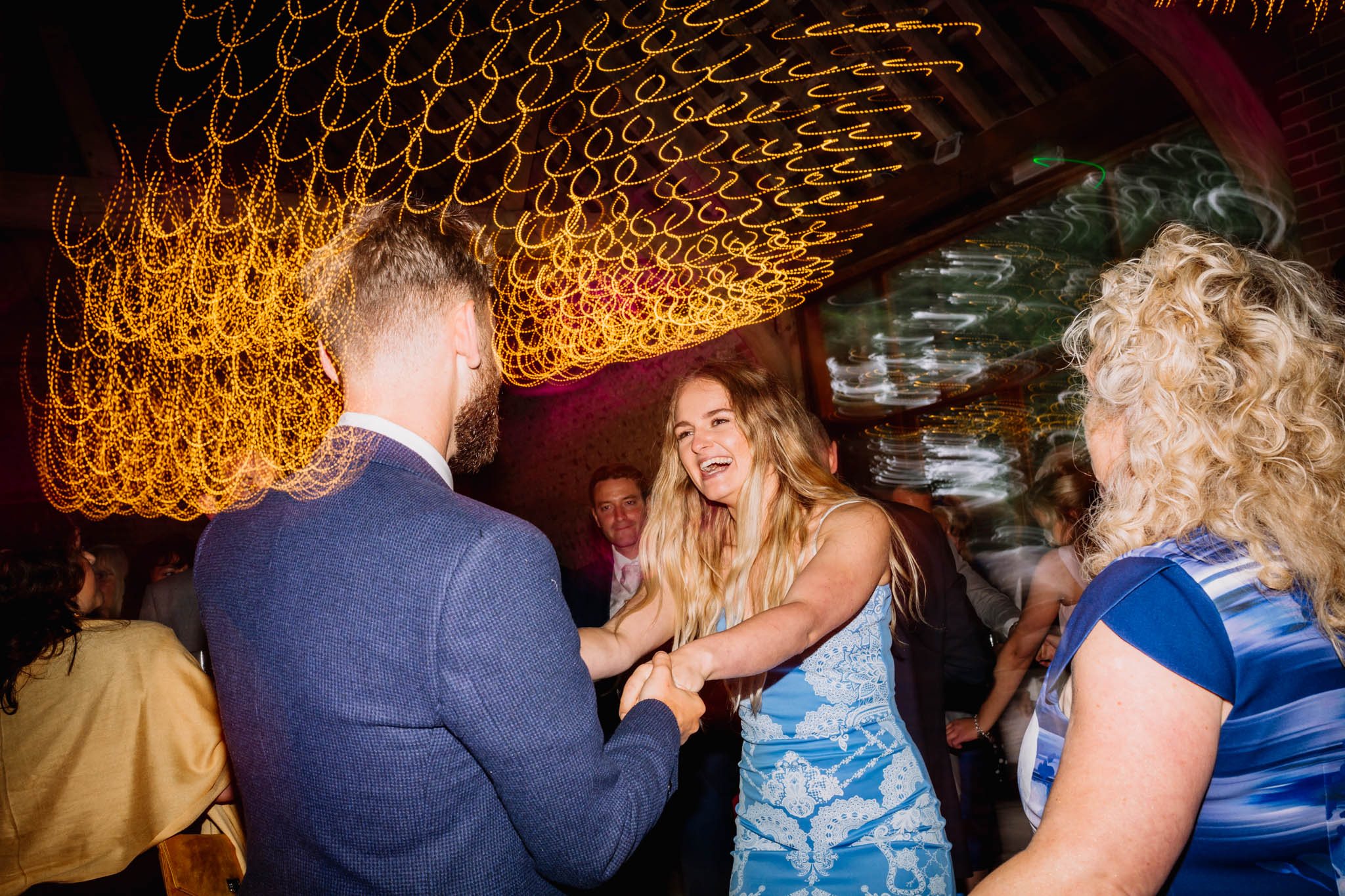 cissbury barns wedding