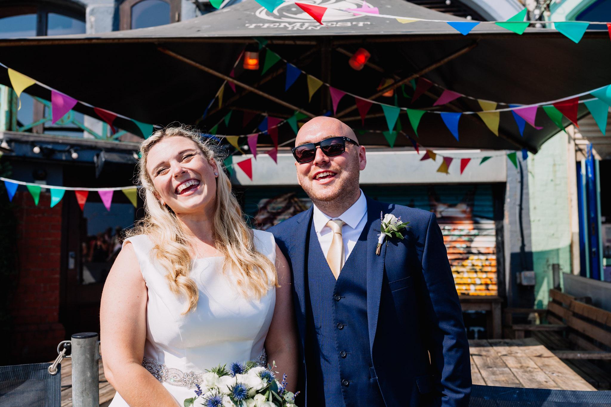 the tempest brighton wedding