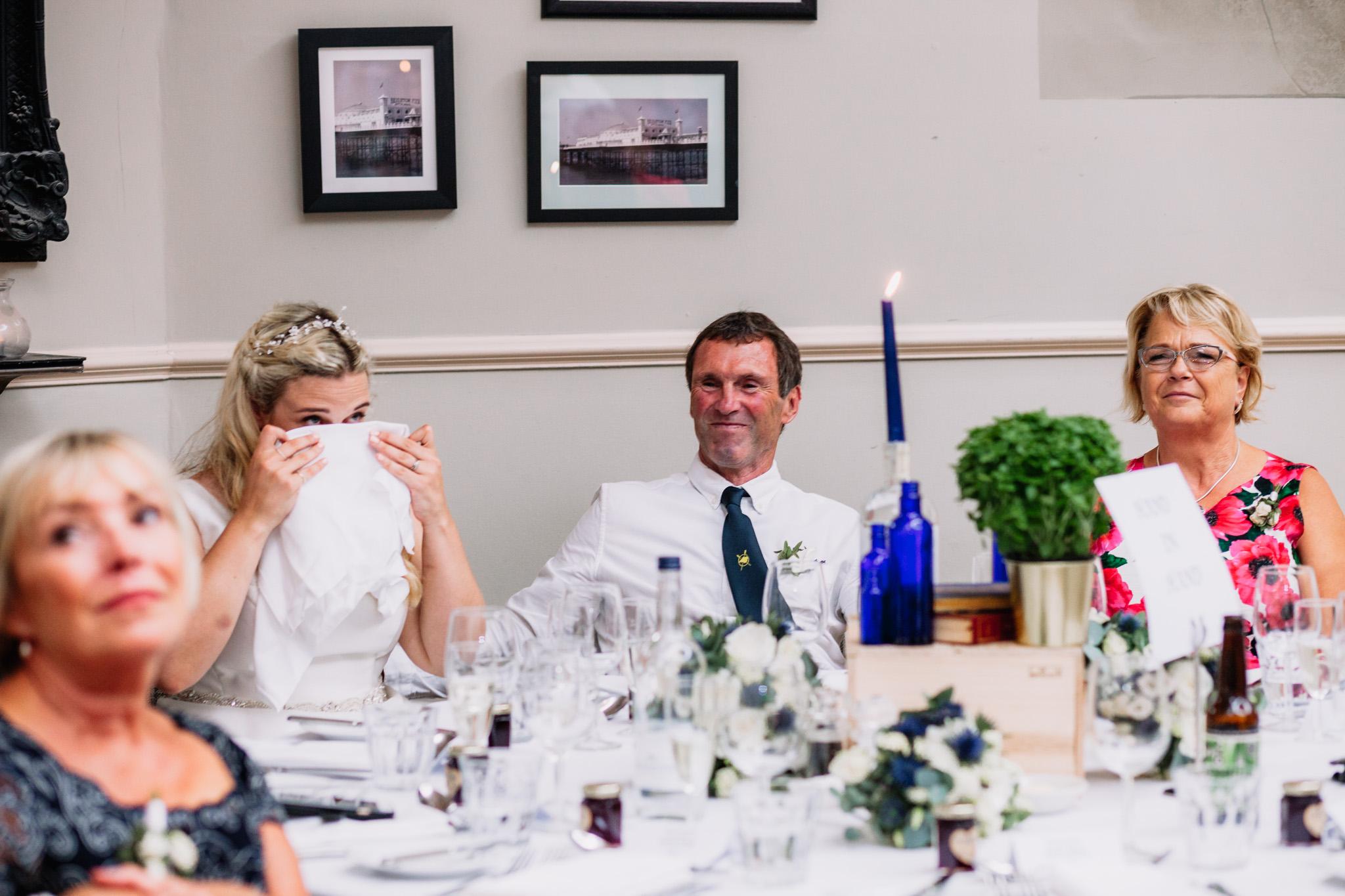 crying wedding speeches