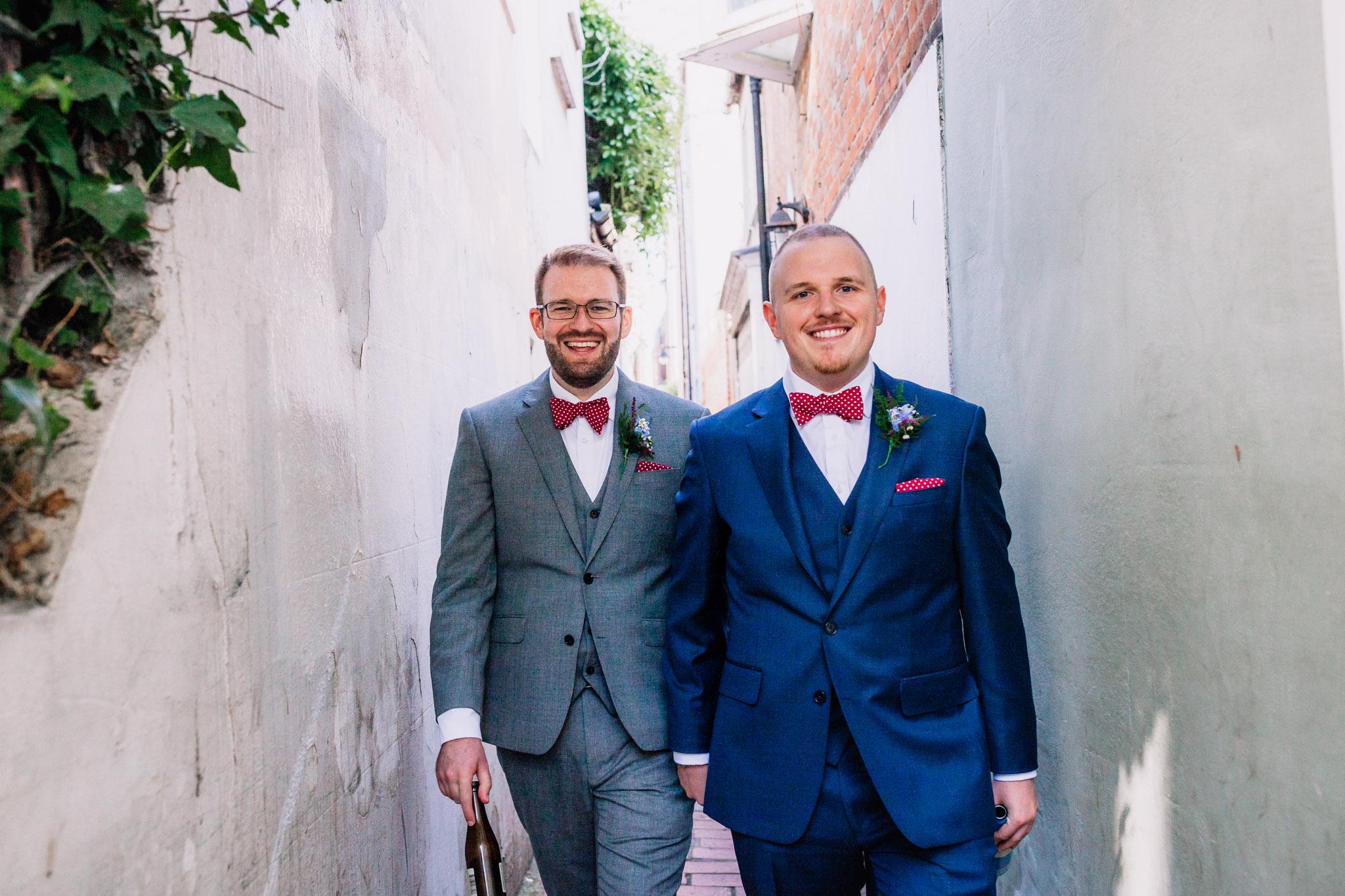 gay wedding brighton