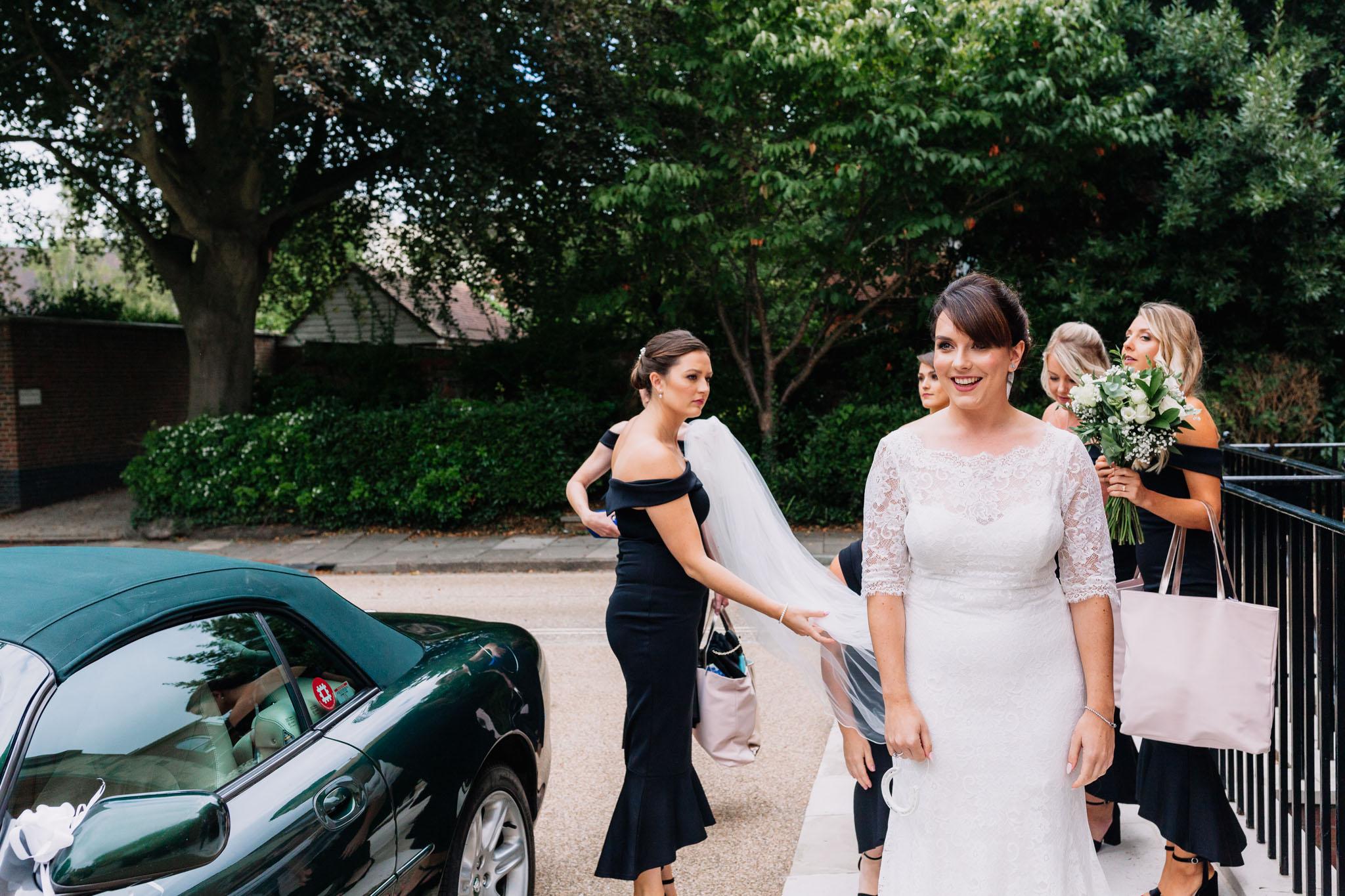 edes house wedding chichester